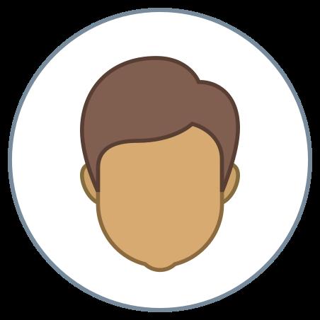 원 사용자 남성 피부 타입 (5) icon