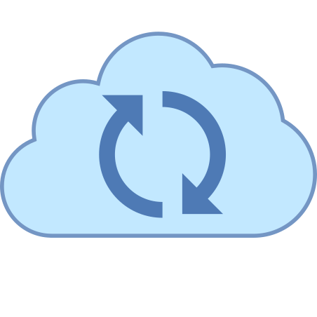 Cloud Sync icon in Office L