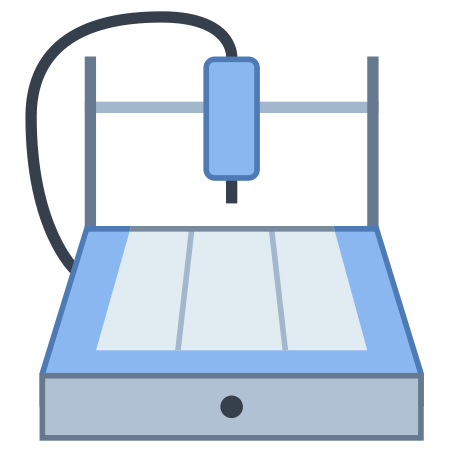 CNC 기계 icon