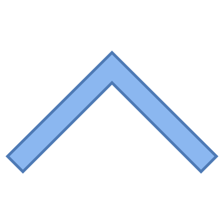 Collapse Arrow icon in Office L