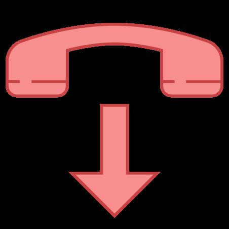结束通话 icon