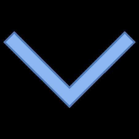 화살표를 확장 icon