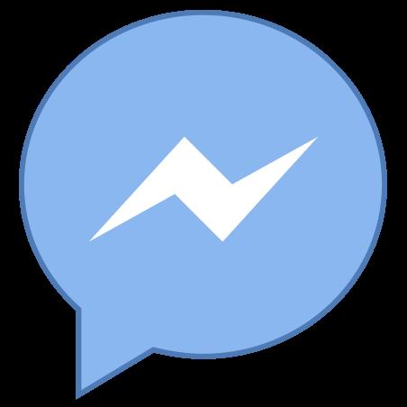 페이스 북 메신저 icon