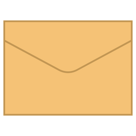 Envelope icon in Office L