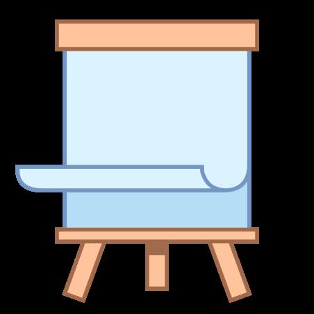 Flip Chart icon in Office L