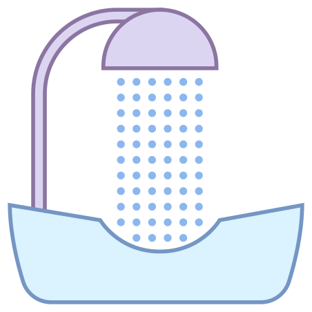 Hair Washing Sink icon in Office L