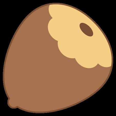 Hazelnut icon in Office L