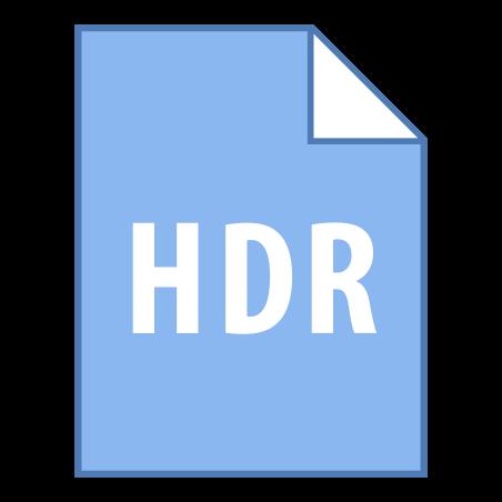 HDR Photo icon