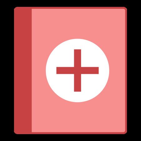 Health Book icon
