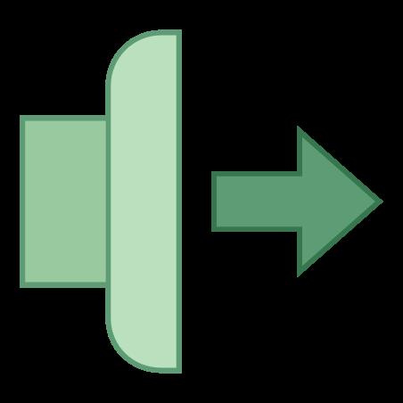 조그 전달 icon
