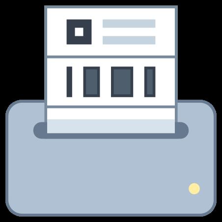 Label Printer icon in Office L