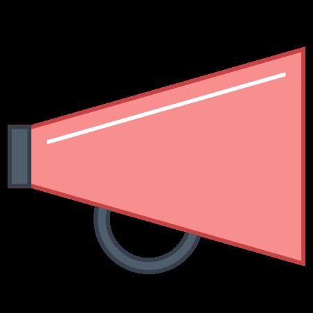 메가폰 icon