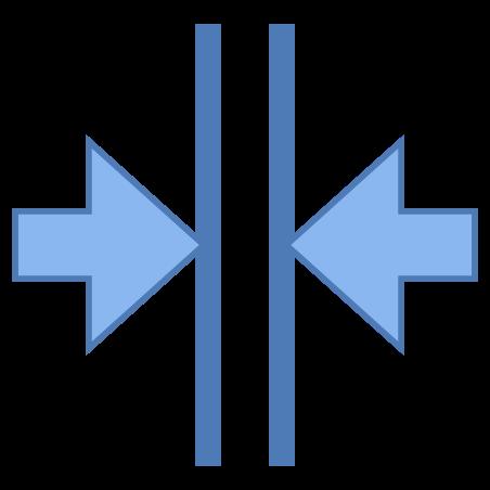 수직 병합 icon