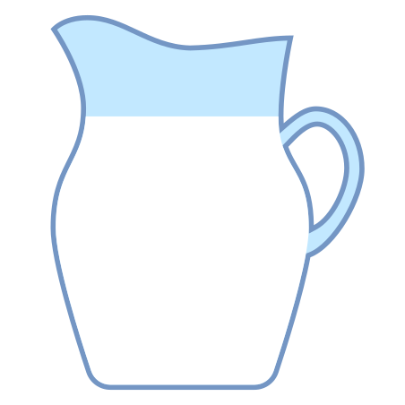 Milk icon in Office L