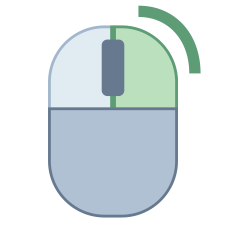 Mouse Right Click icon