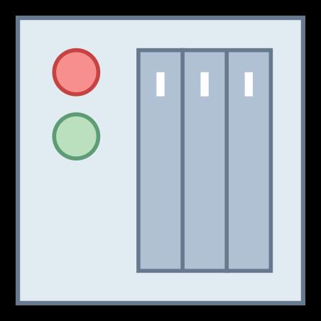 NAS icon