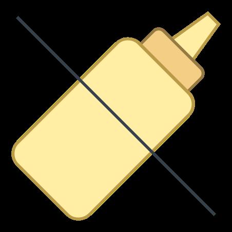 No Mustard icon