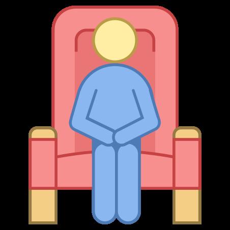 Occupied Theatre Seat icon