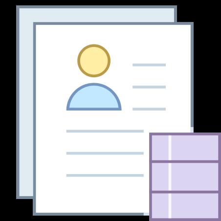 Profiles icon