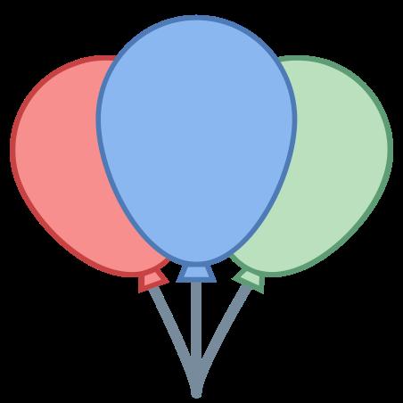 Воздушные шары icon
