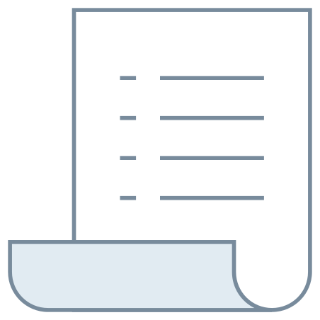 Purchase Order icon in Office L