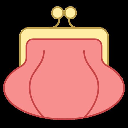 전면 지갑 icon