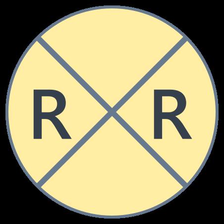 철도 횡단 로그인 icon