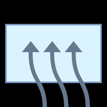 Rear Window Defogger icon
