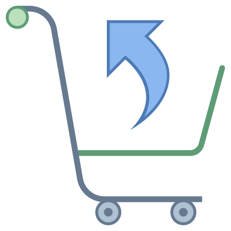 Return Purchase icon in Office L
