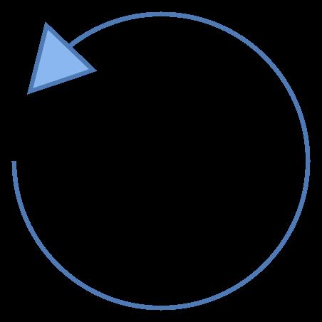 회전 icon