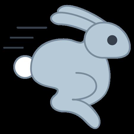 Running Rabbit icon