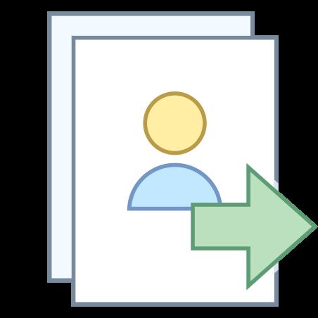 Send Hot List icon