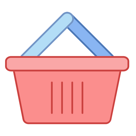 Shopping Basket icon in Office L