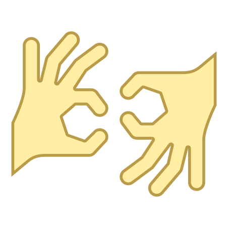 Sign Language icon in Office L
