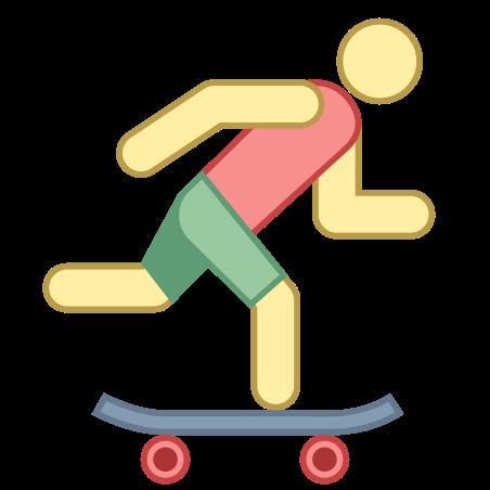 스케이트 보드 icon