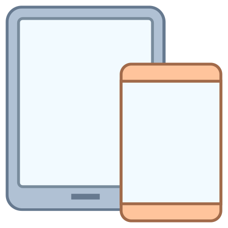 Smartphone Tablet icon