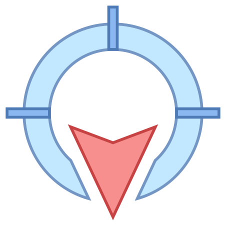 South Direction icon