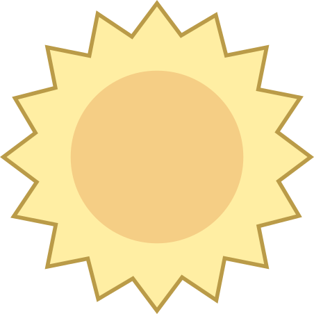 Summer icon in Office L