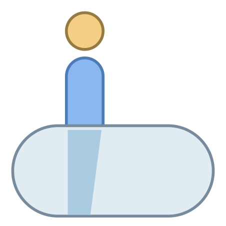 Travelator icon in Office L