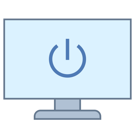 TV On icon