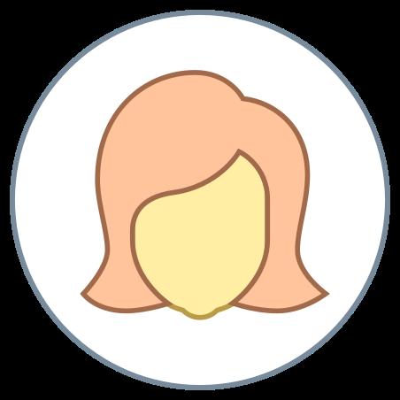 Female Profile icon in Office L