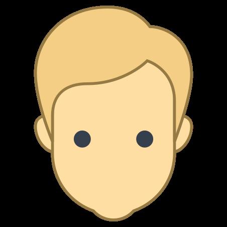 Utente Uomo Tipo di pelle 3 icon
