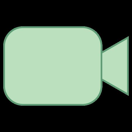 영상 통화 icon