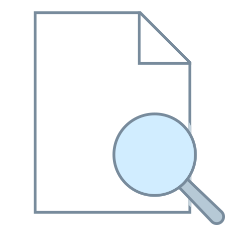 View icon in Office L