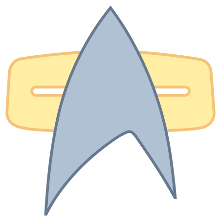 보이저 배지 icon