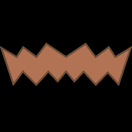 Wario Mustache icon