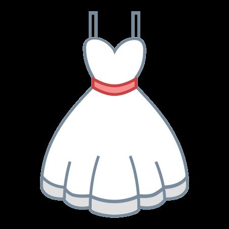 Свадебное платье icon