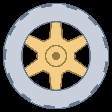 Wheel icon in Office L