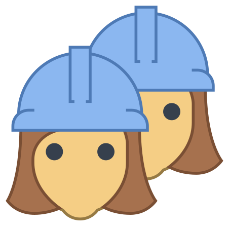 Construction Workers icon