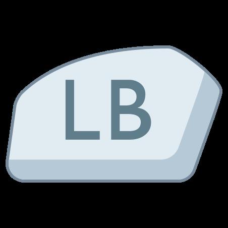 Xbox Lb icon